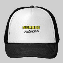 Nurses ... F-ck Yeah! Mesh Hat
