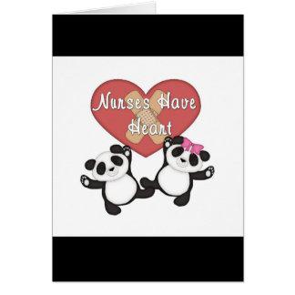 Nurses Have Heart Card