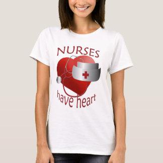 Nurses Have Heart Nurse T-shirt