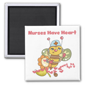 Nurses Have Heart T-shirts and Gifts Magnet