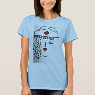 Nurses Head T-Shirt