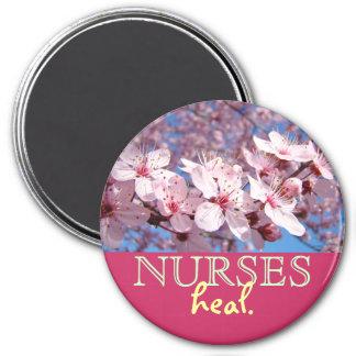NURSES heal magnets gifts Nursing Week Thank You