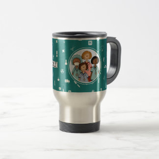 Nurses heal the World. Gift  Mugs
