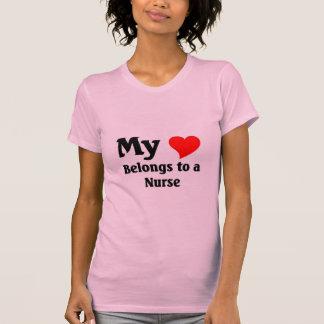 Nurse's Heart T-Shirt
