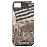Nurses Looking at an Island 1945 iPhone 5 Covers