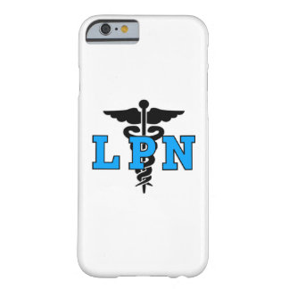 Nurses LPN Barely There iPhone 6 Case