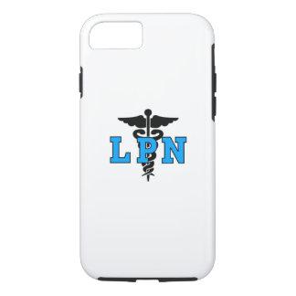 Nurses LPN Medical Symbol iPhone 8/7 Case