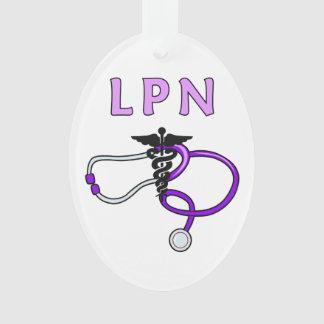 Nurses LPN Stethoscope Ornament