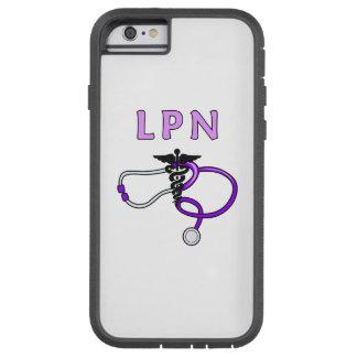 Nurses LPN Stethoscope Tough Xtreme iPhone 6 Case