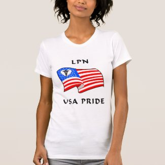 Nurses LPN USA Pride