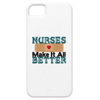 Nurses Make It All Better iPhone SE/5/5s Case
