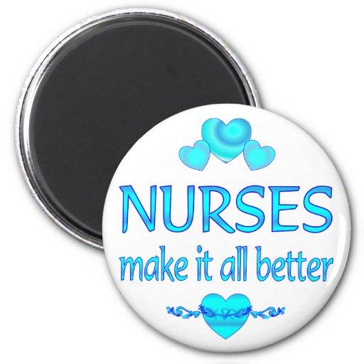 Nurses Make it Better Magnets