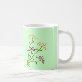 Nurses Make Things Better Bouquet Mug