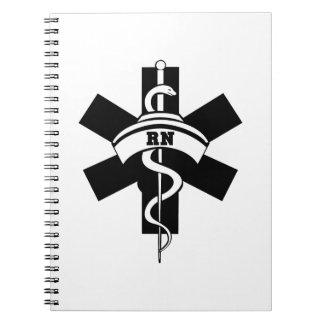 Nurses Medical Pride Notebook