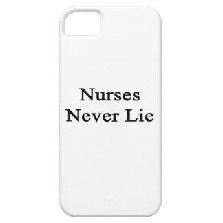 Nurses Never Lie iPhone 5 Case
