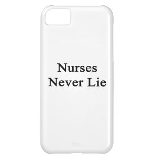 Nurses Never Lie Cover For iPhone 5C