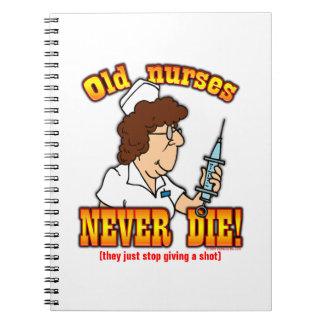 Nurses Note Books