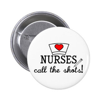 Nurses Pinback Button