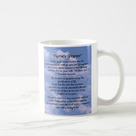 Nurses Prayer Mug