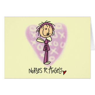 Nurses R Angels Tshirts and Gifts Card