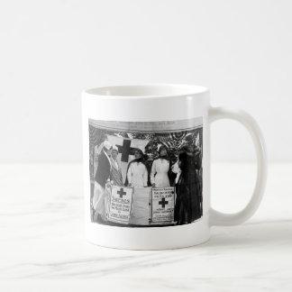 Nurses Recruiting Station World War One Coffee Mug