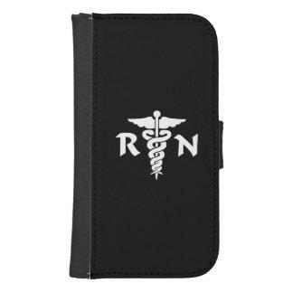 Nurses RN Medical Symbol Samsung S4 Wallet Case