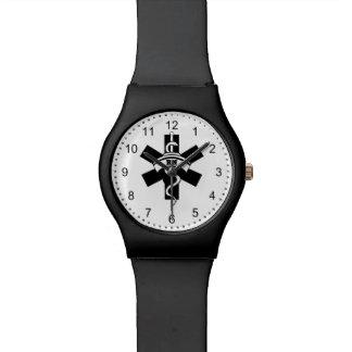Nurses RN Stethoscope Wrist Watches