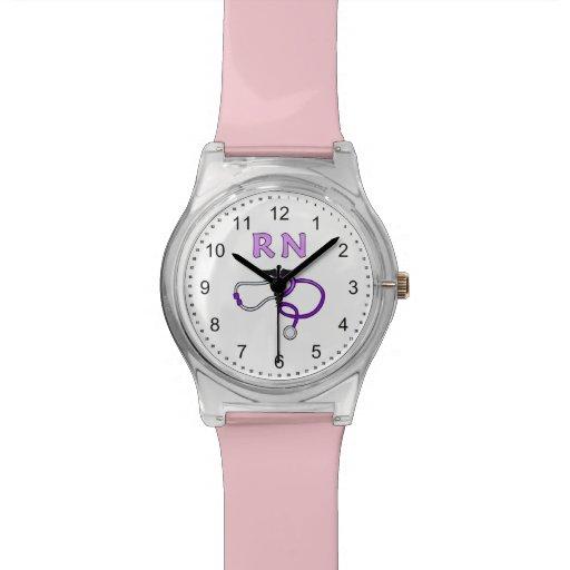 Medical Symbol Nurses and Doctors Wristwatches Nursing Symbol Design