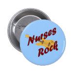Nurses Rock Button
