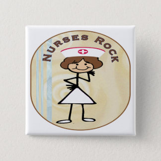 Nurses Rock Button