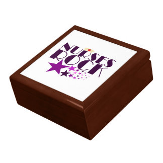 Nurses Rock Gift Box