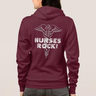 Nurses Rock hoodie