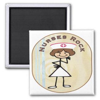 Nurses Rock Magnet