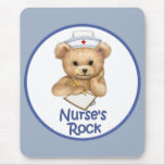 Nurse's Rock Mouse Pad