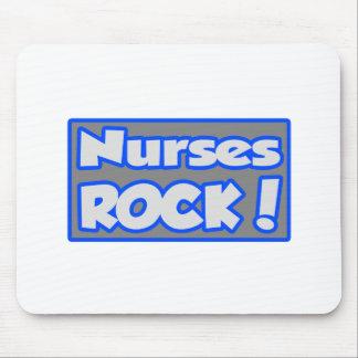 Nurses Rock! Mouse Pad