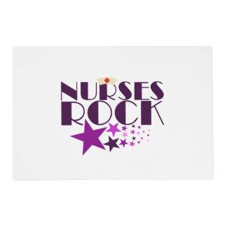 Nurses Rock Placemat