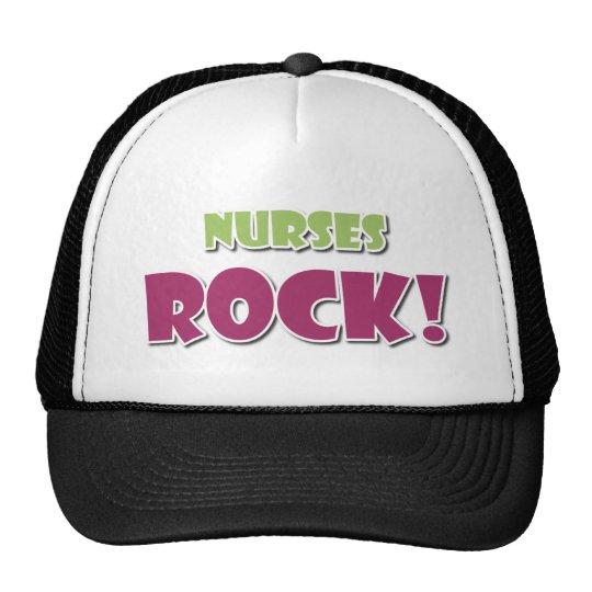 Nurses Rock! Trucker Hat
