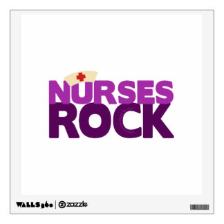 Nurses Rock Wall Decor