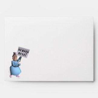 Nurses Rule! Envelope
