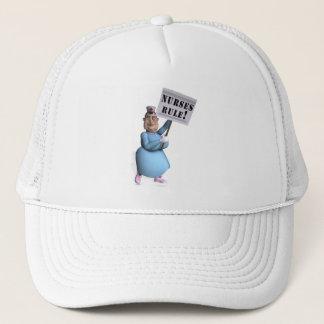 Nurses Rule! Trucker Hat