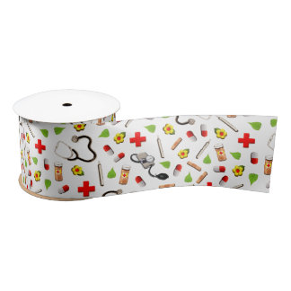 Nurses Satin Ribbon