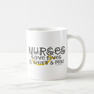 Nurses Save Lives Mugs