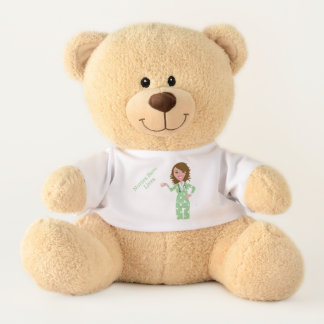 Nurses Save Lives Teddy Bear