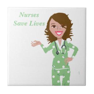 Nurses Save Lives Tile