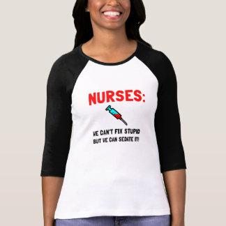 Nurses Sedated Shirts