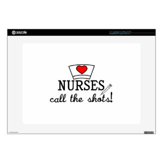 Nurses Decal For Laptop