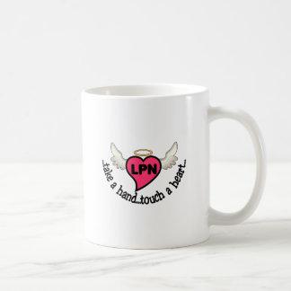 Nurses Touch Coffee Mug