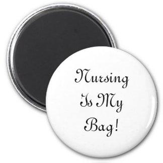 Nurses Week 2 Inch Round Magnet