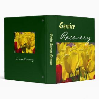 Nurses Week binders Service Recovery Resources