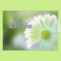 Nurses Week Daisy Card